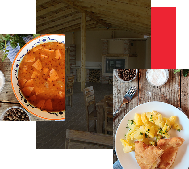 rotunda a domace jedla